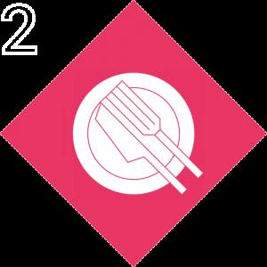 Stap 2: Kies je gerechten